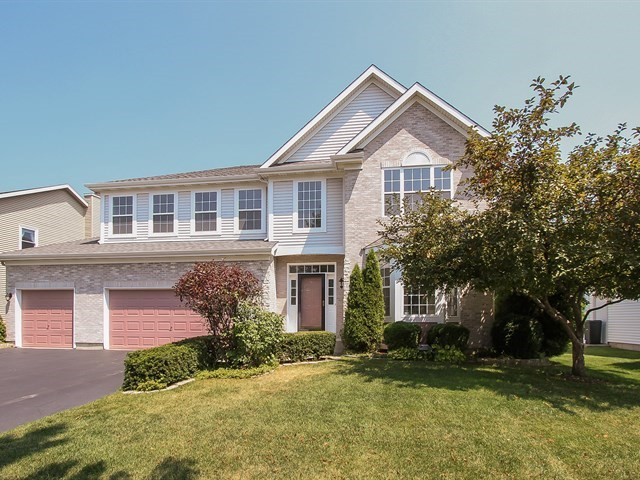391 Lake Plumleigh Way, Algonquin in Kane County, IL 60102 Home for Sale
