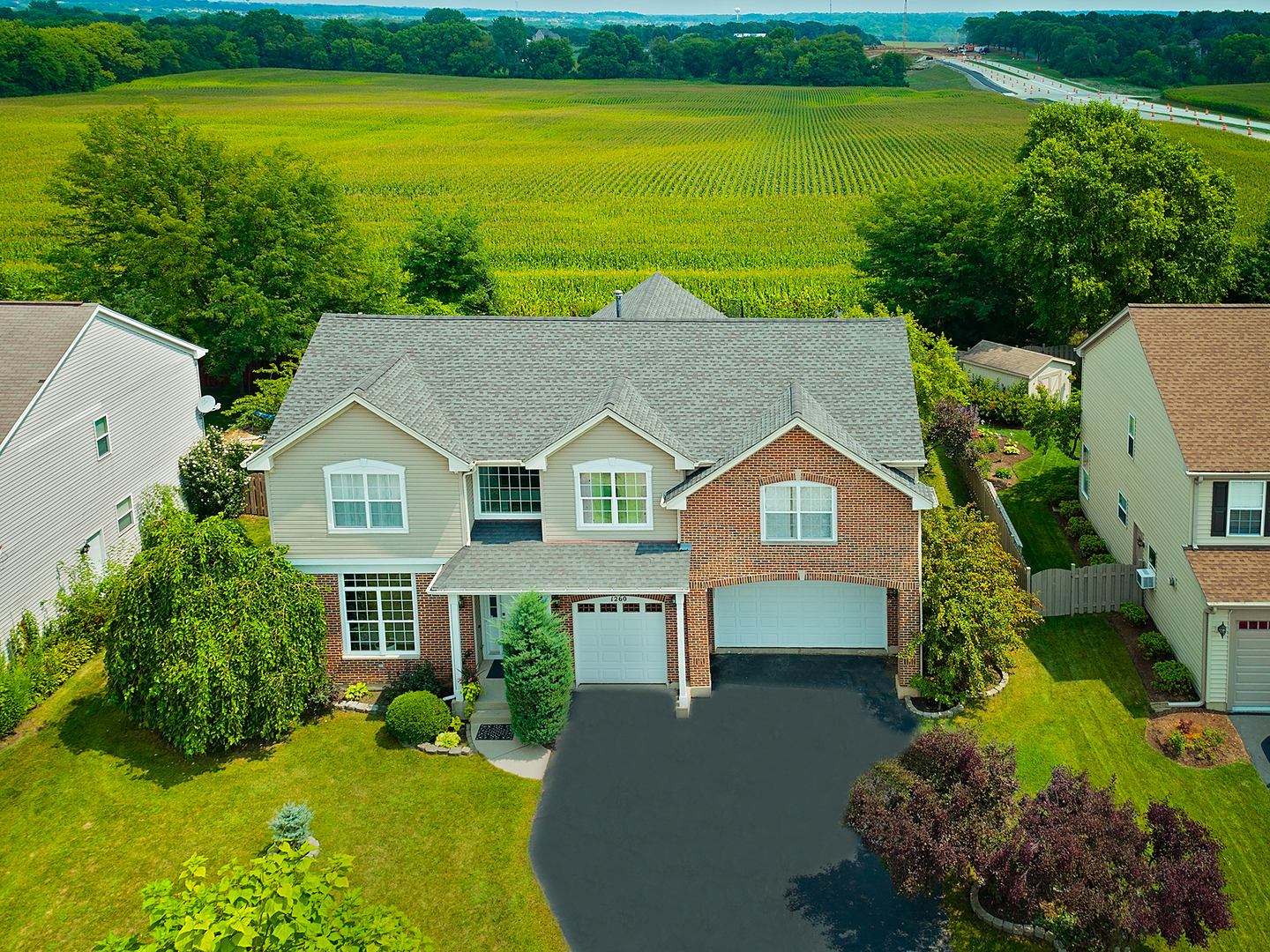 1260 White Chapel Lane, Algonquin in Kane County, IL 60102 Home for Sale