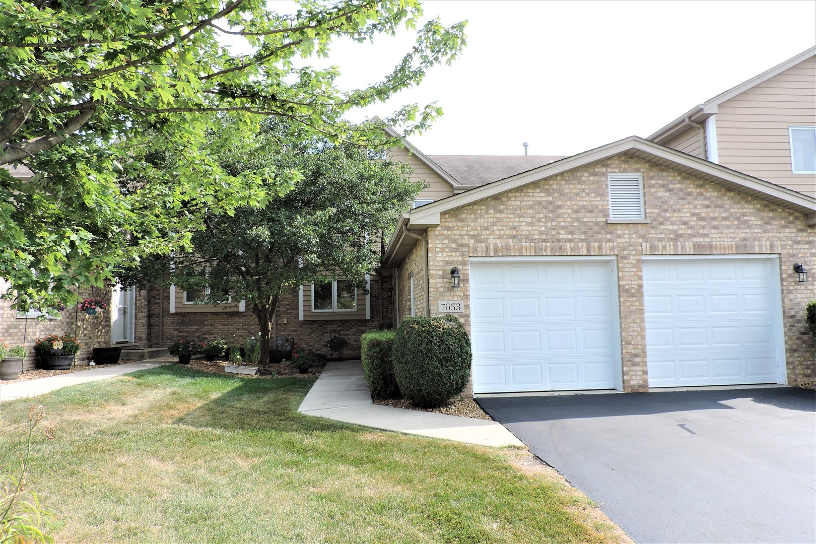 7653 Richardson Lane, one of homes for sale in Tinley Park