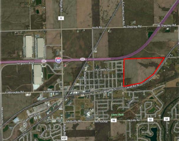 140 acre Canal Road MINOOKA, IL 60447