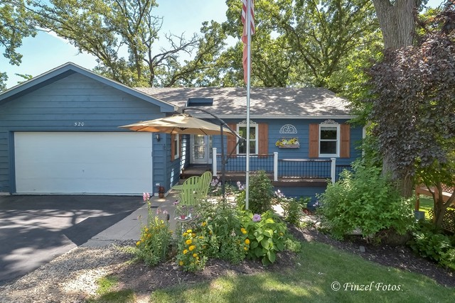 520 Pawnee Drive LAKE IN THE HILLS, IL 60156