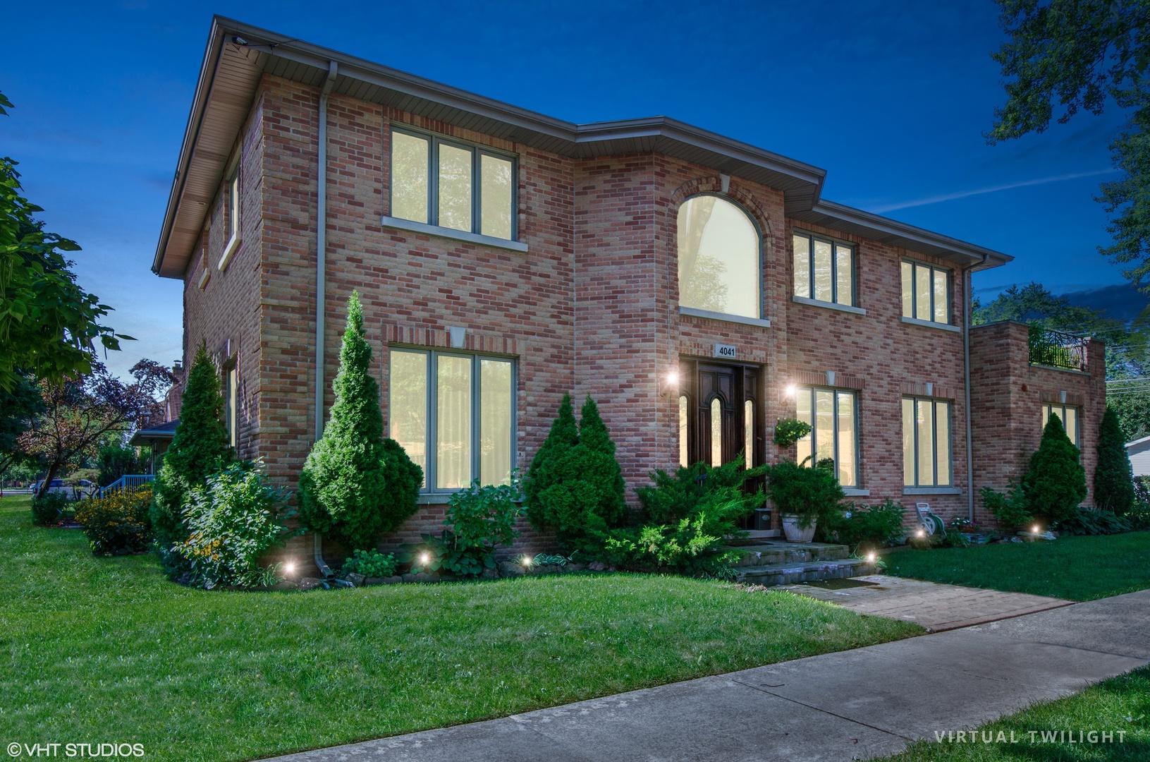 4041 Cleveland Street, Skokie, Illinois