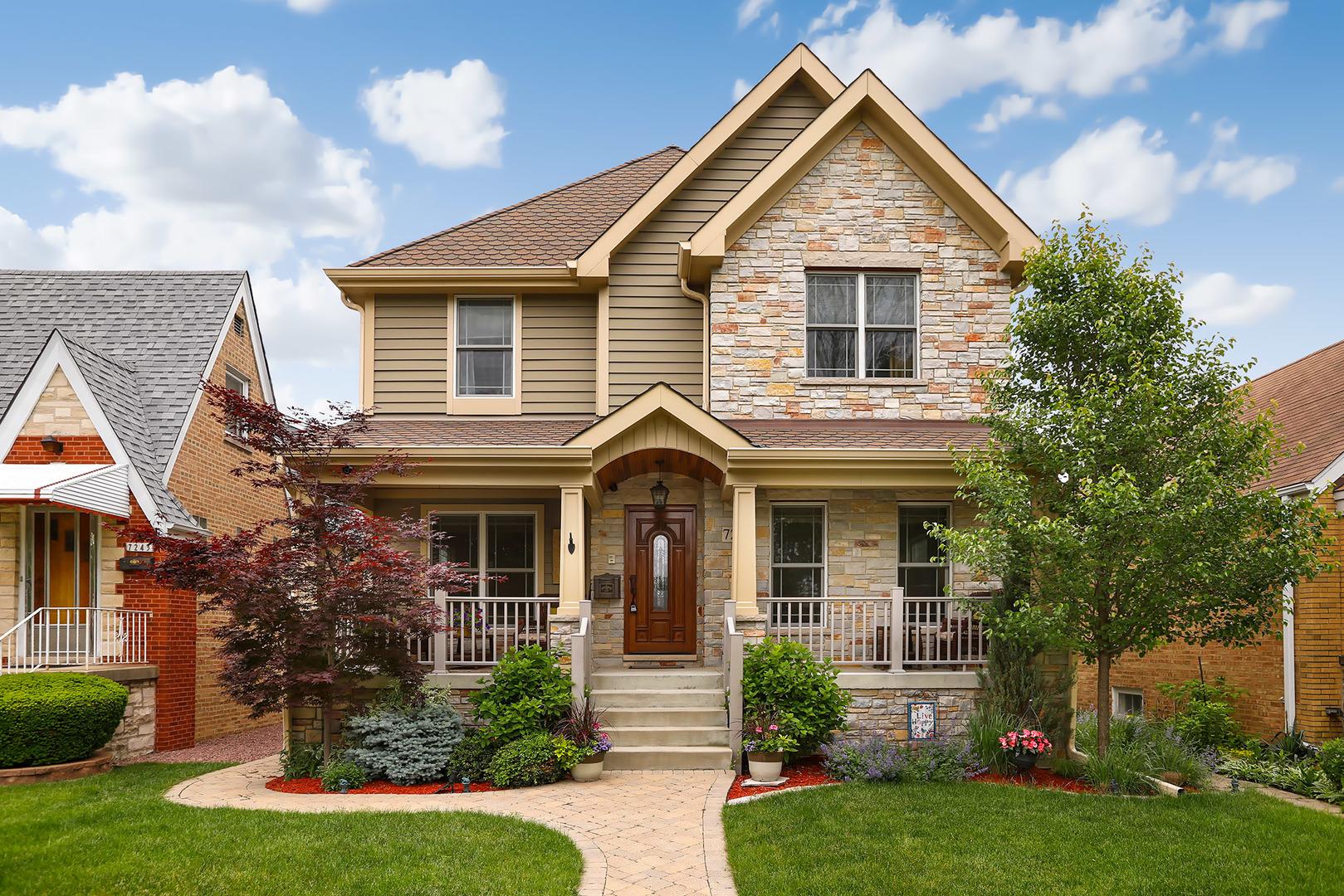 7239 North Oconto Avenue, Chicago-Edison Park in Cook County, IL 60631 Home for Sale