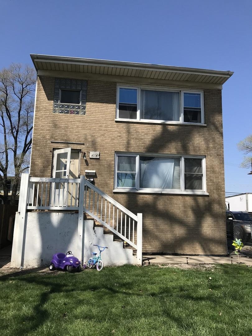1516 North 40th Avenue Stone Park, IL 60165