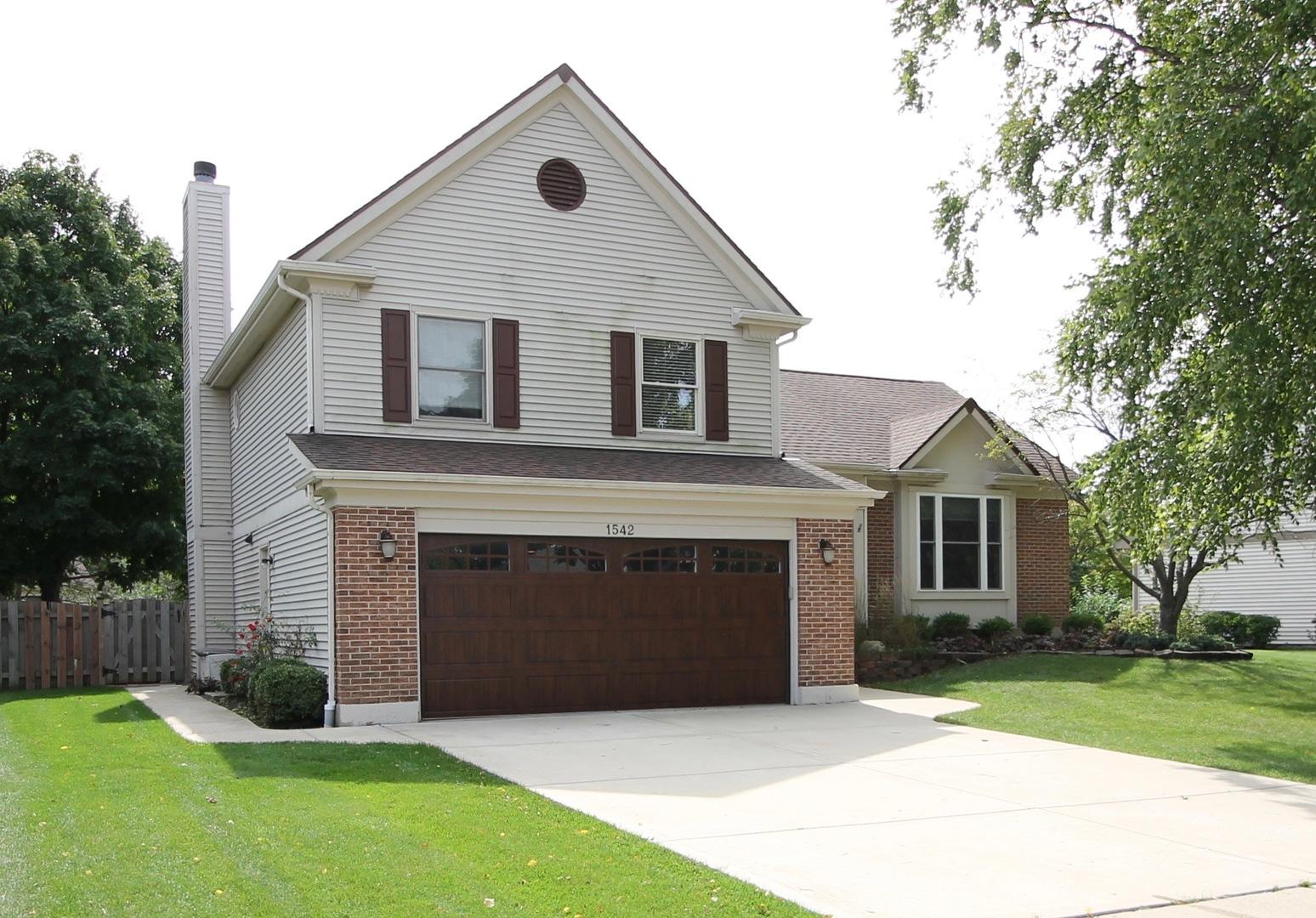 1542 Madison Drive Buffalo Grove, IL 60089