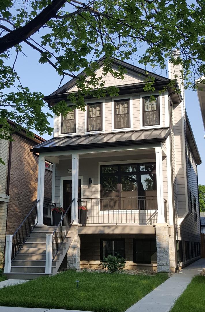 6739 North OXFORD Avenue, Chicago-Edison Park in Cook County, IL 60631 Home for Sale