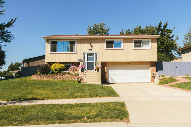 16422 Ozark Avenue, Tinley Park in Cook County, IL 60477 Home for Sale