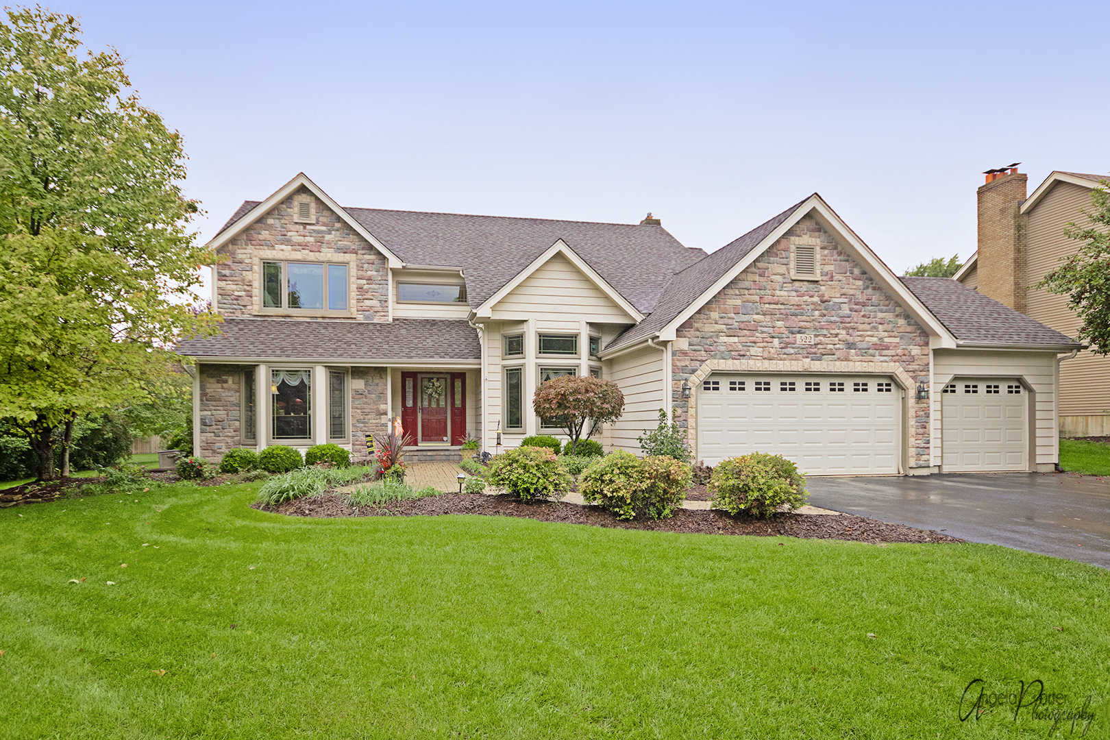 522 Greens View Drive, Algonquin in Mc Henry County, IL 60102 Home for Sale