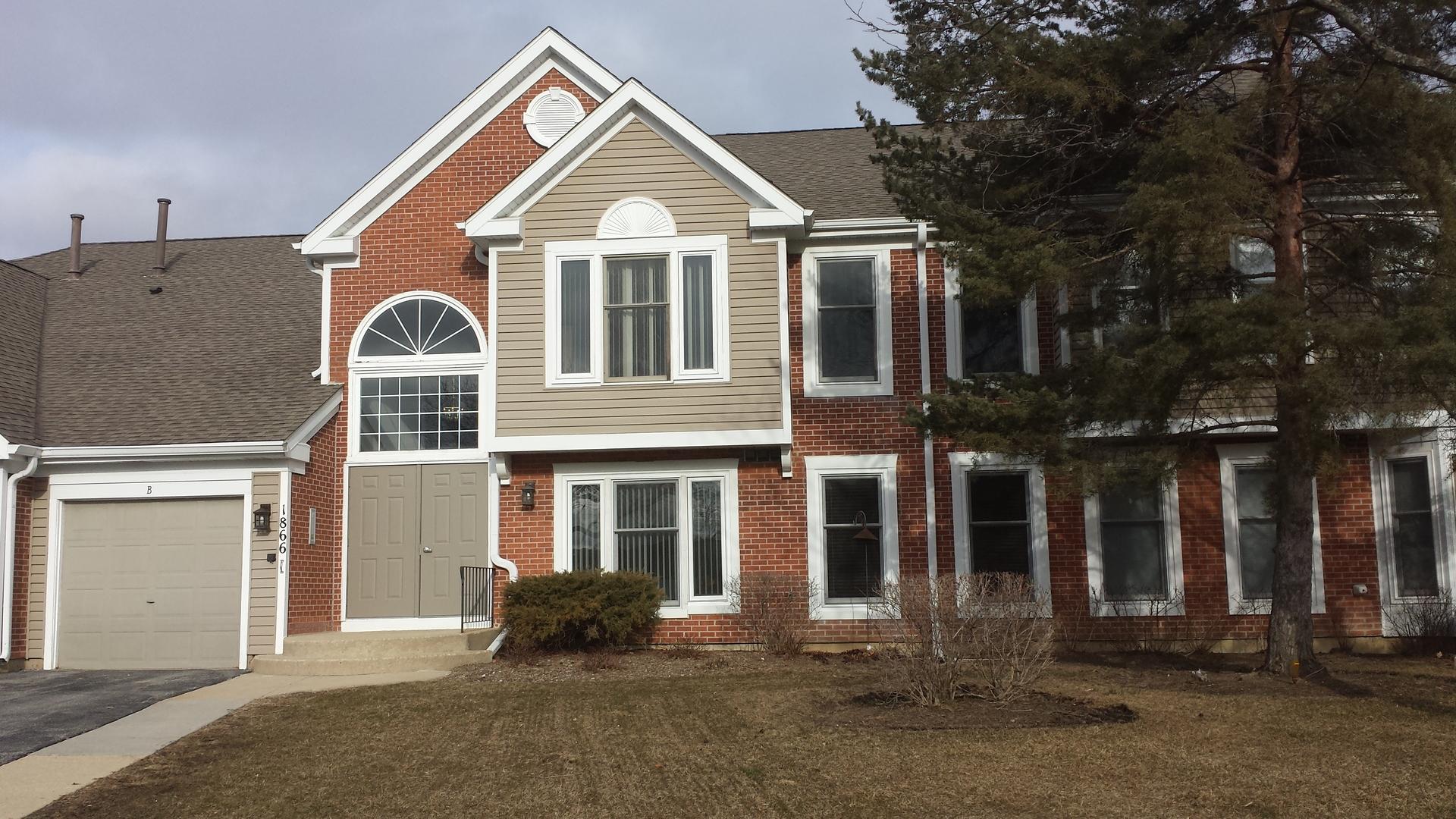 1866 Fox Run Drive, Elk Grove Village in Cook County, IL 60007 Home for Sale