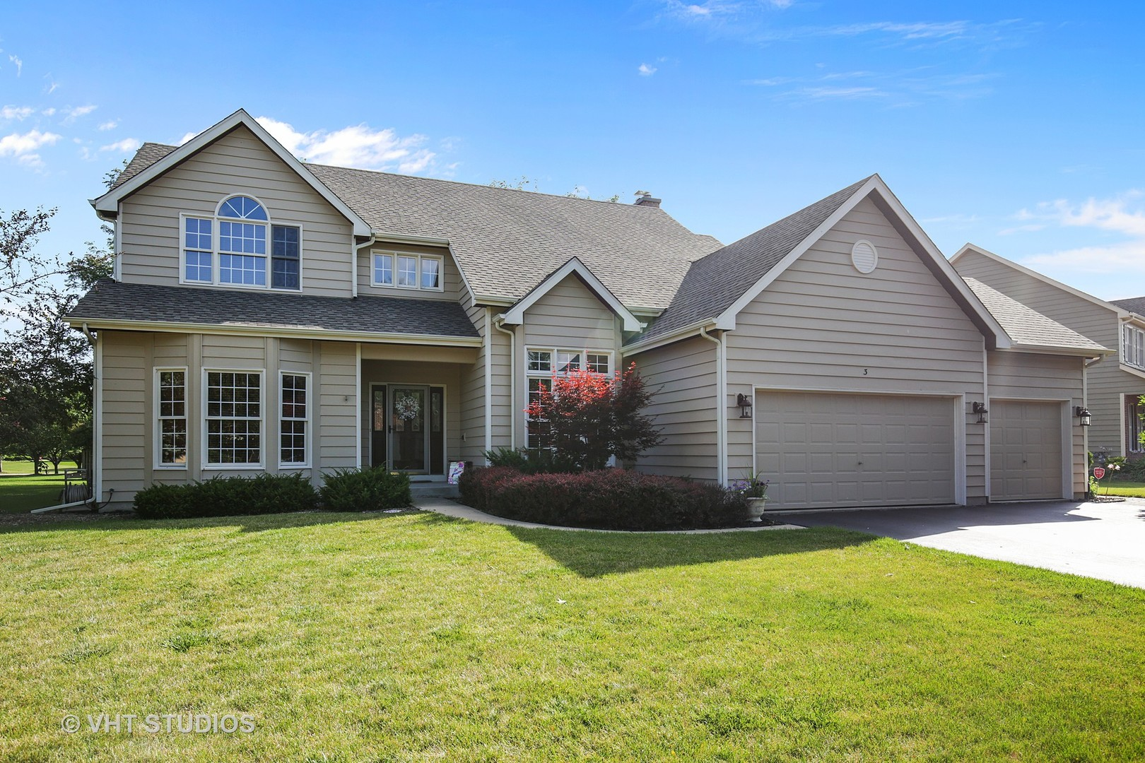 3 BUNKER HILL Court, Algonquin in Mc Henry County, IL 60102 Home for Sale