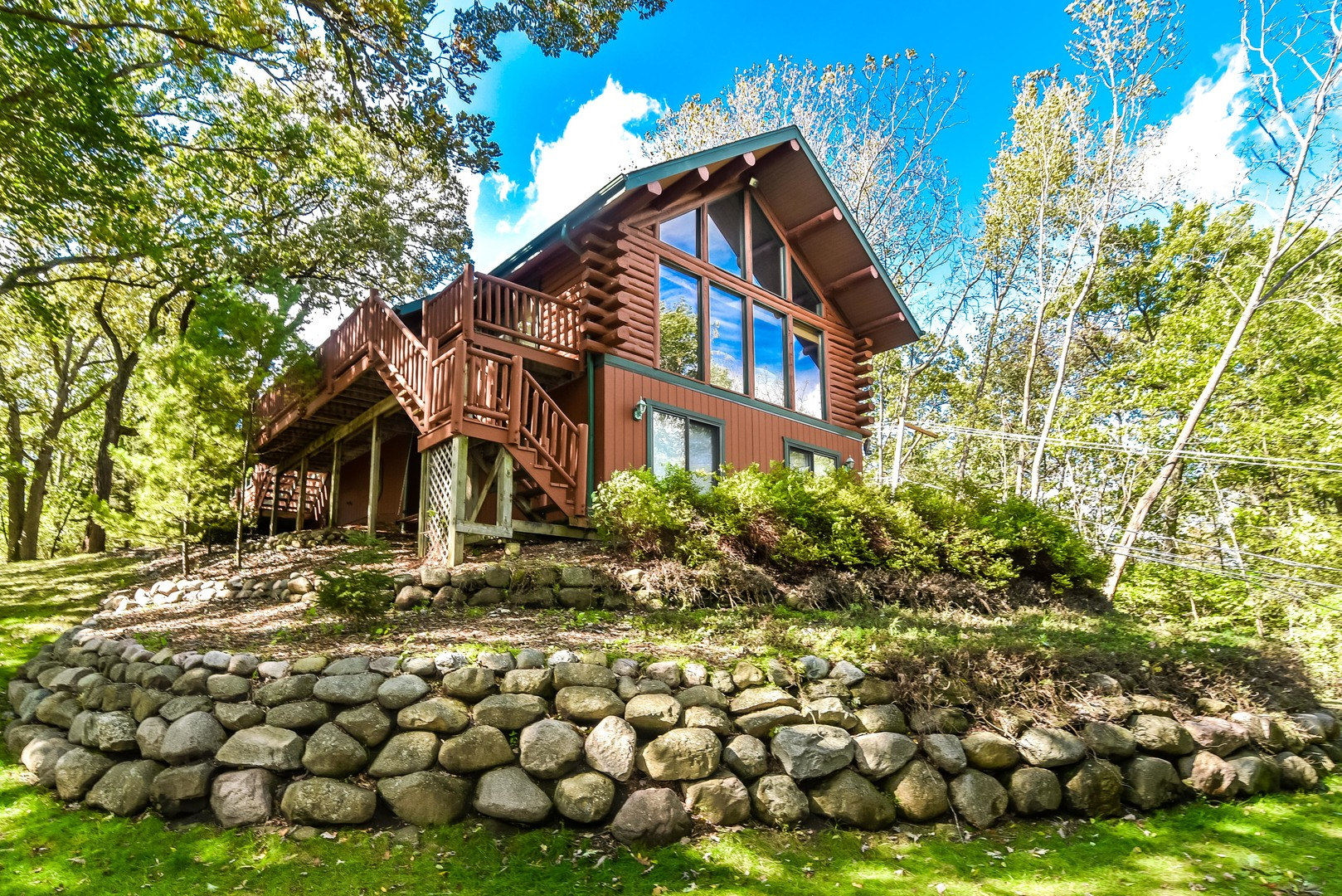 5120 Pleasant View Drive, Algonquin in Mc Henry County, IL 60102 Home for Sale