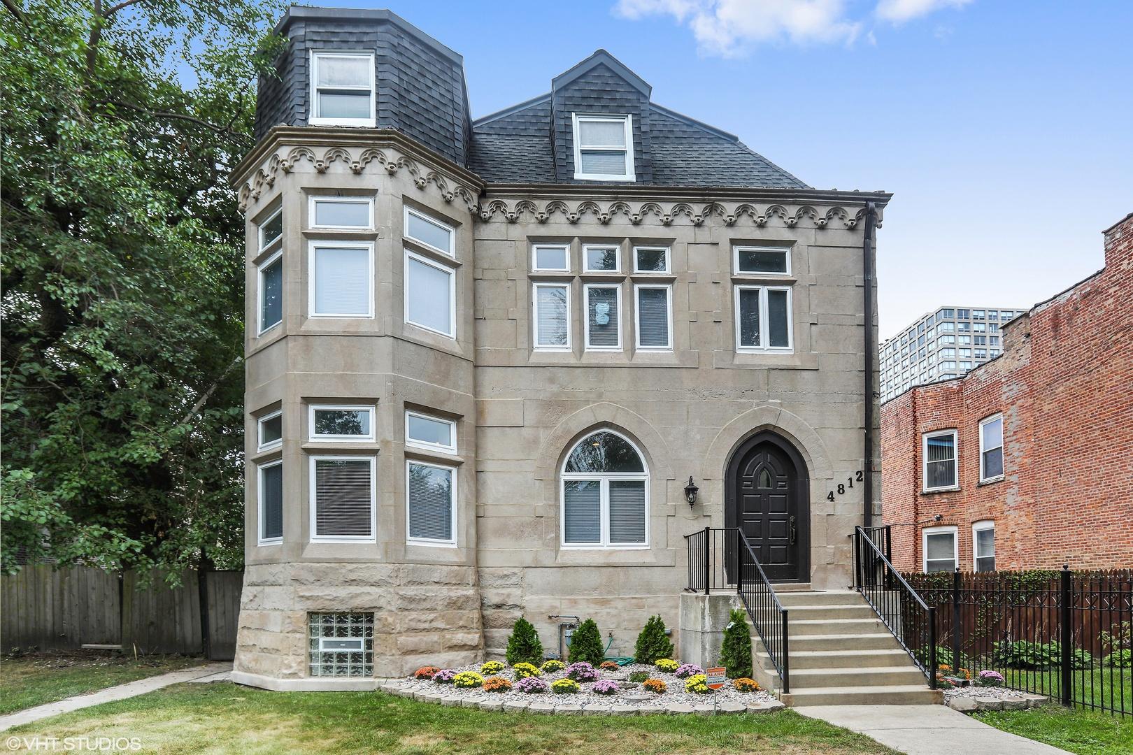 4812 South Vincennes Avenue Chicago, IL 60653