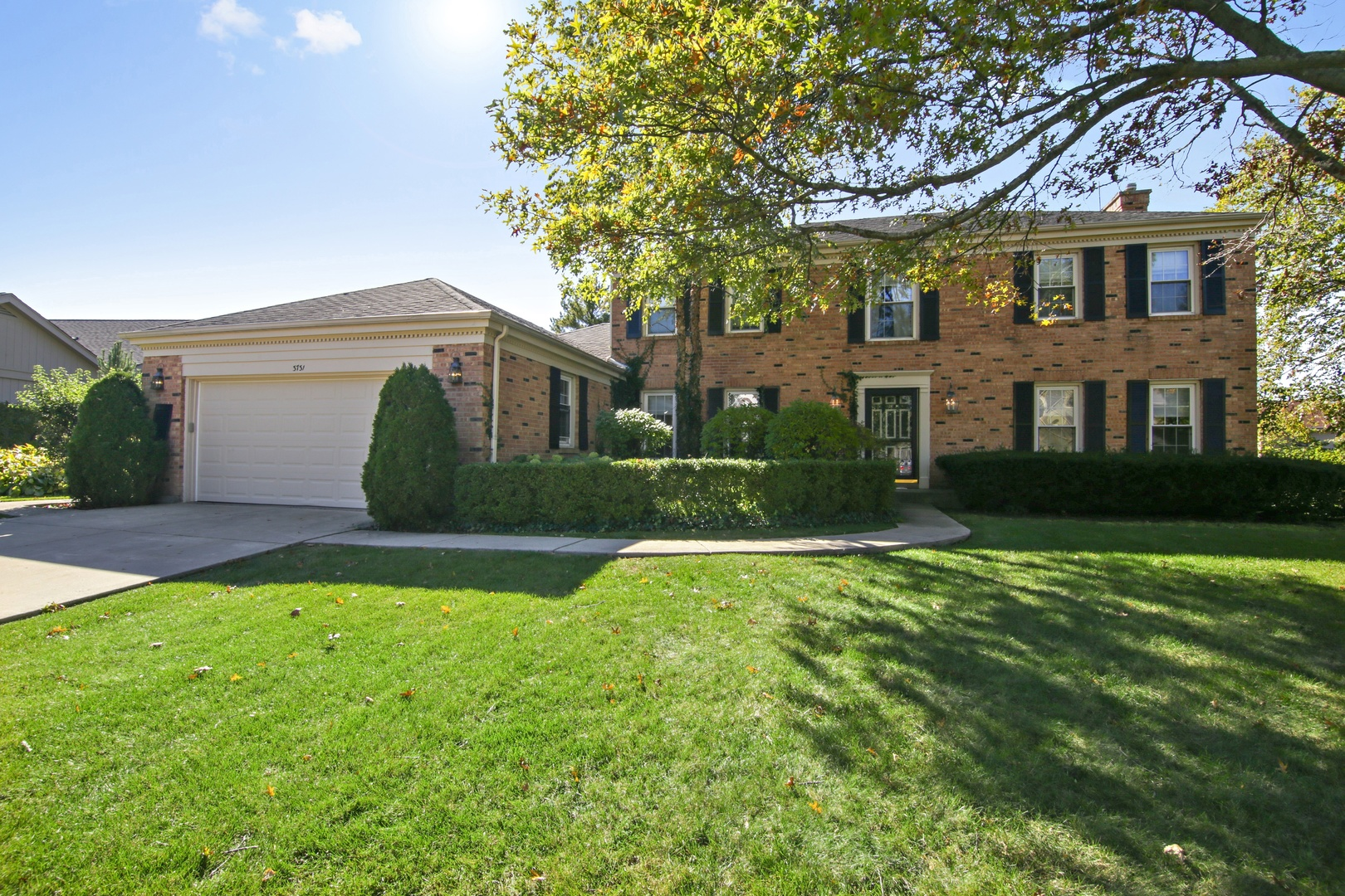 3731 Russett Lane, Northbrook in Cook County, IL 60062 Home for Sale