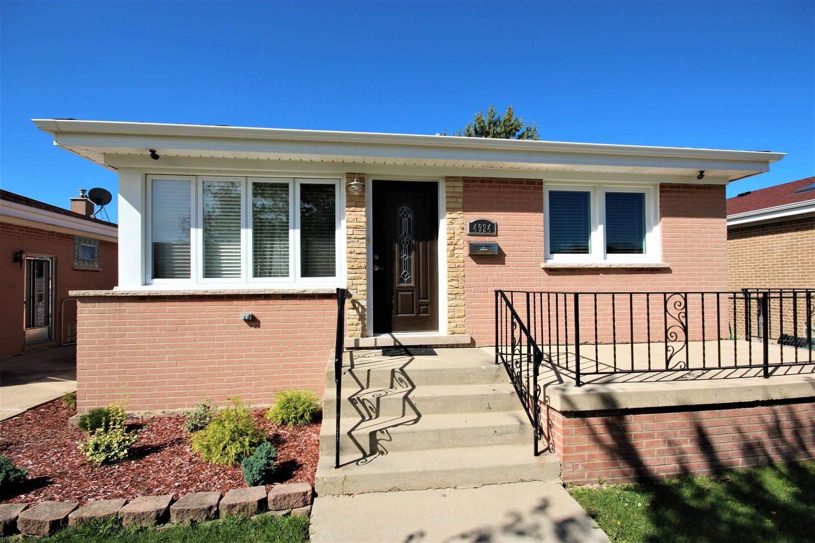 4924 North Overhill Avenue Norridge, IL 60706