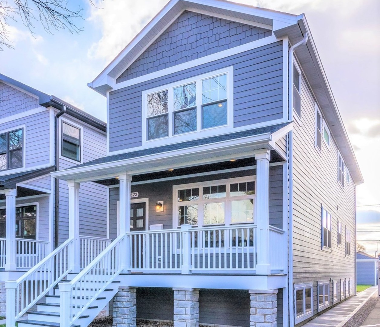5822 North Navarre Avenue, Chicago-Edison Park in Cook County, IL 60631 Home for Sale