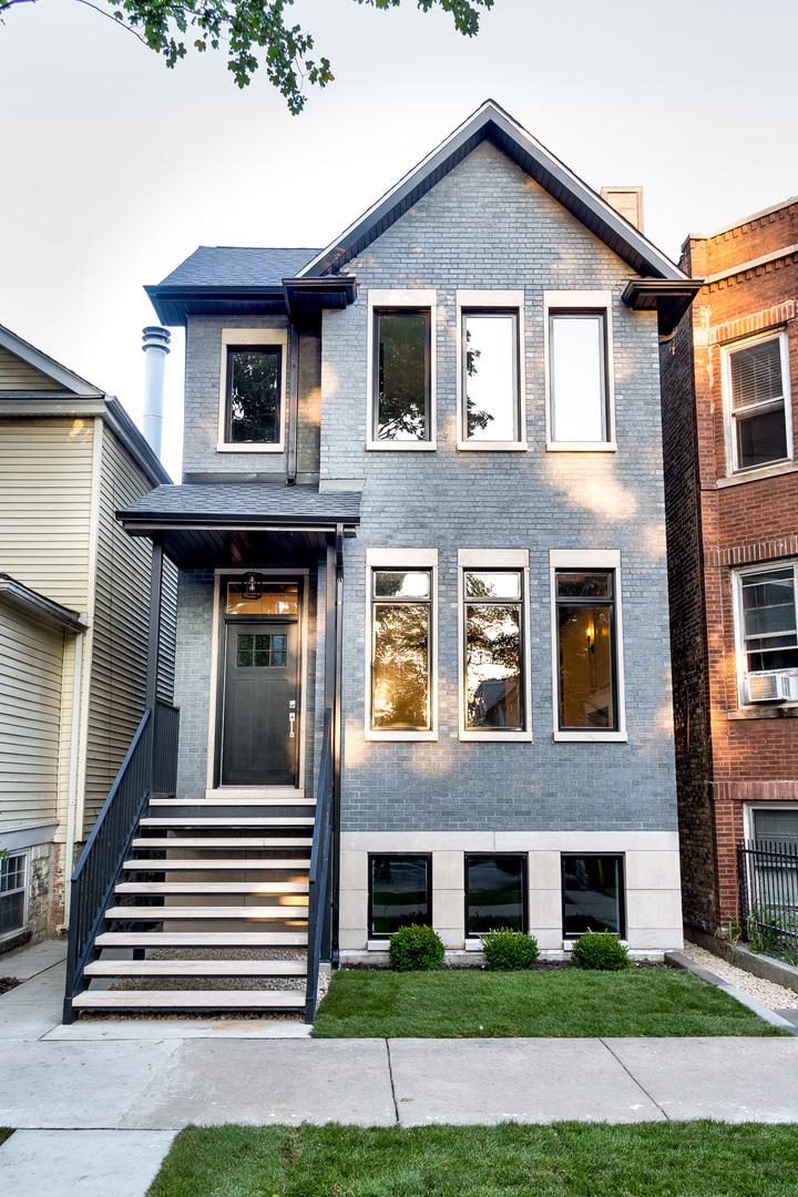 3321 North Oakley Avenue Chicago, IL 60618