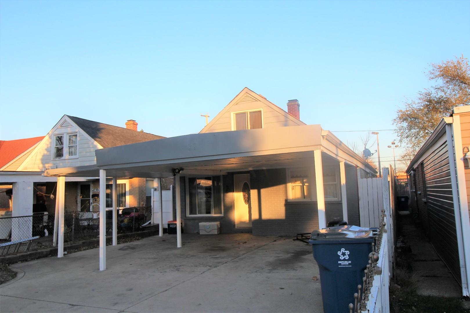 1737 North 43rd. Avenue North Stone Park, IL 60165