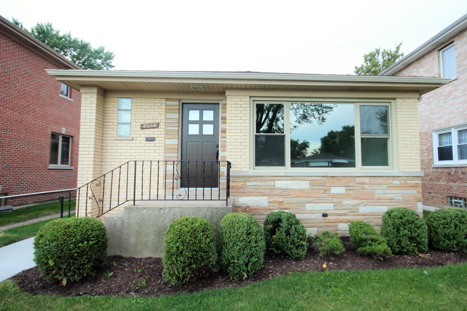 4052 North Olcott Avenue Norridge, IL 60706