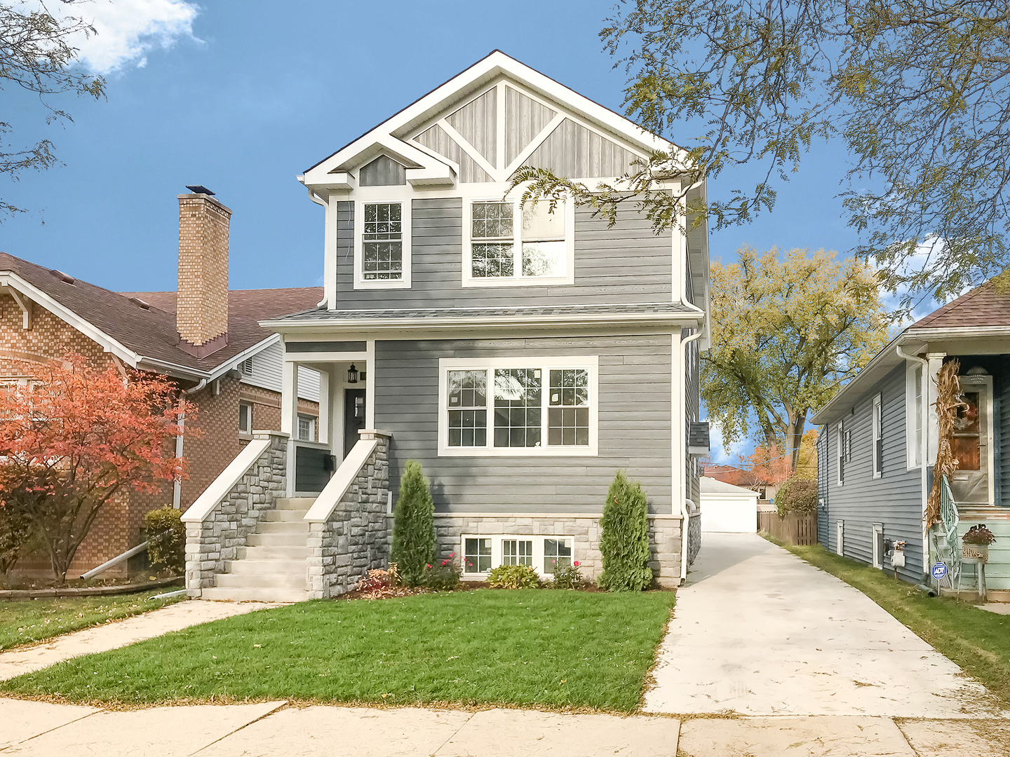 6149 North Nassau Avenue, Chicago-Edison Park in Cook County, IL 60631 Home for Sale