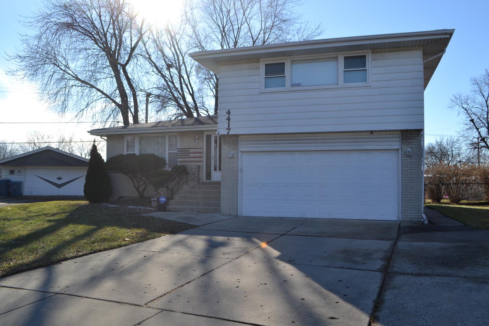 4417 West Fey Lane Alsip, IL 60803