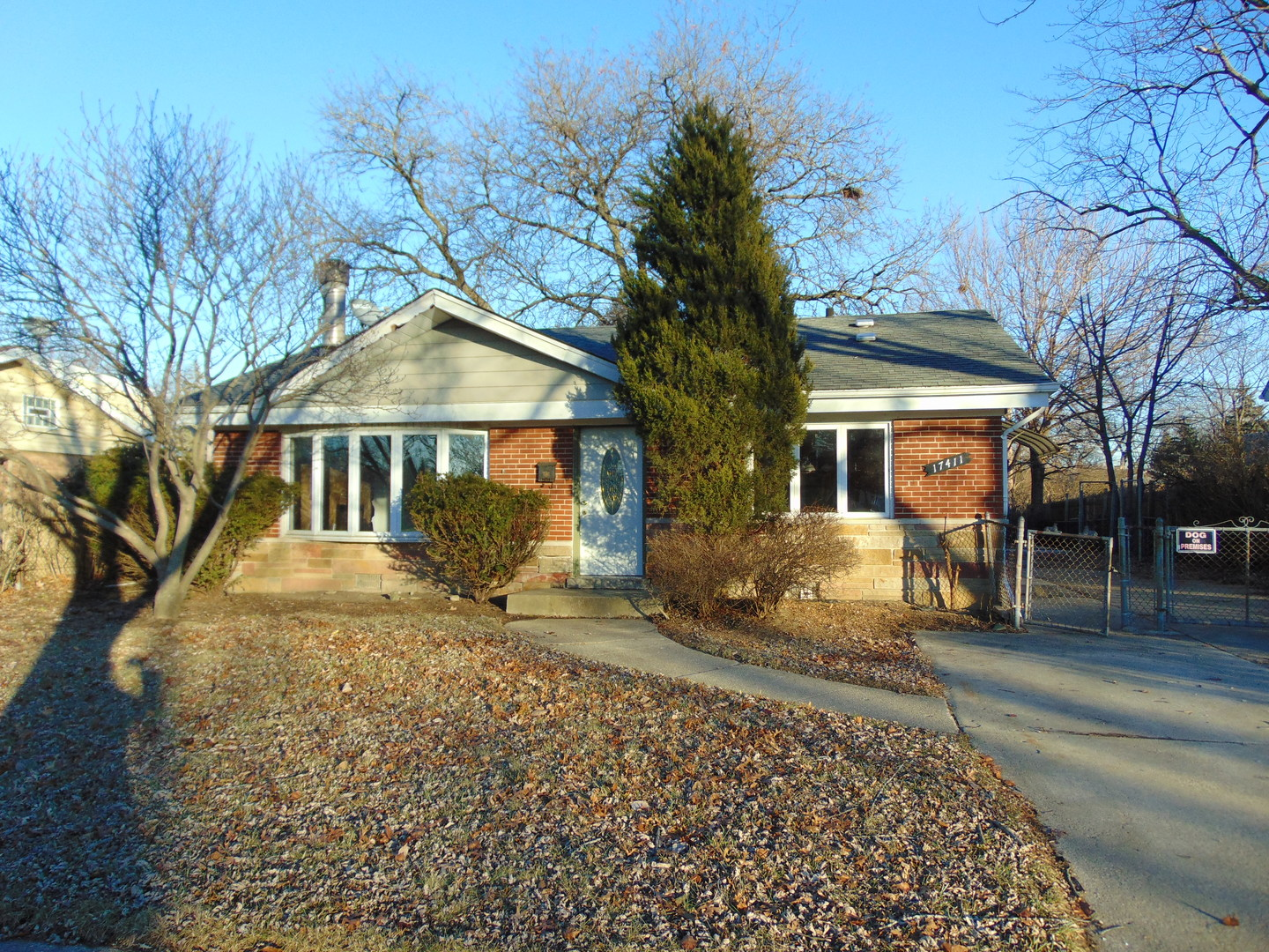 17411 Odell Avenue, Tinley Park in Cook County, IL 60477 Home for Sale