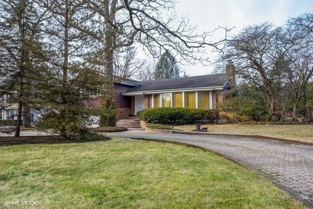 1060 Oak Ridge Drive Glencoe, IL 60022