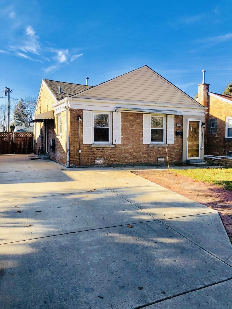 8260 North Caldwell Avenue Niles, IL 60714