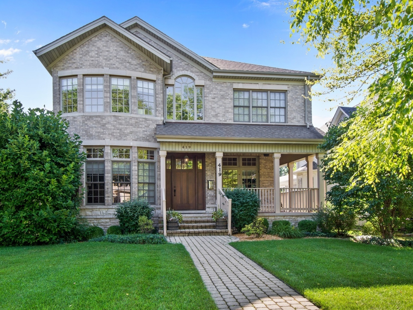 419 North PROSPECT Avenue, Park Ridge, Illinois