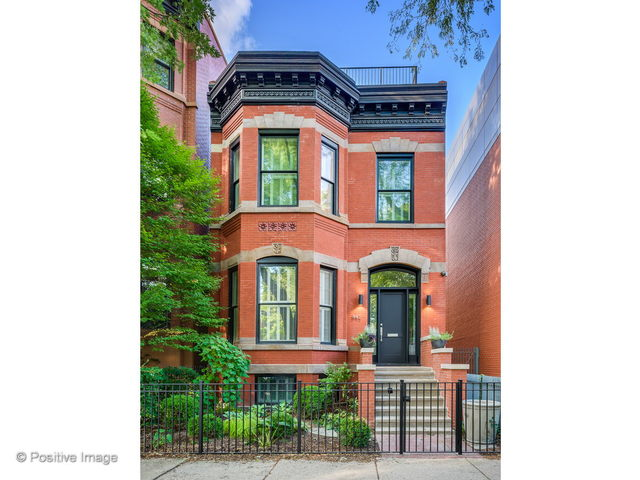 Lincoln Park Homes for Sale -  Two Story,  842 West Webster Avenue