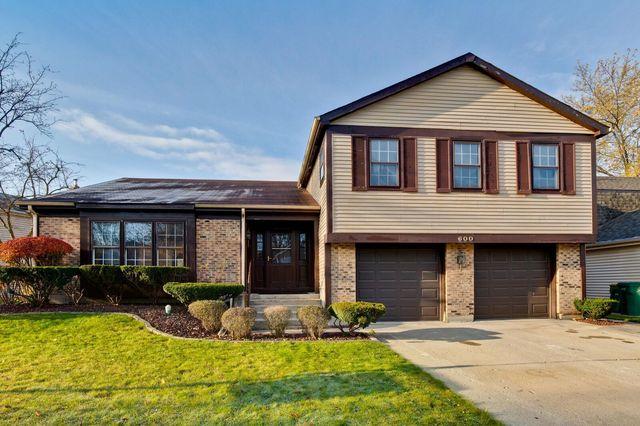 600 Cobblestone Lane Buffalo Grove, IL 60089