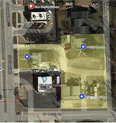 11847 Pulaski Road Alsip, IL 60803
