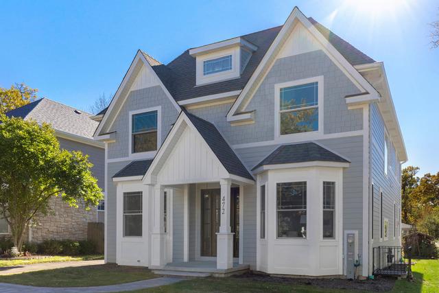 472 Woodlawn Avenue Glencoe, IL 60022