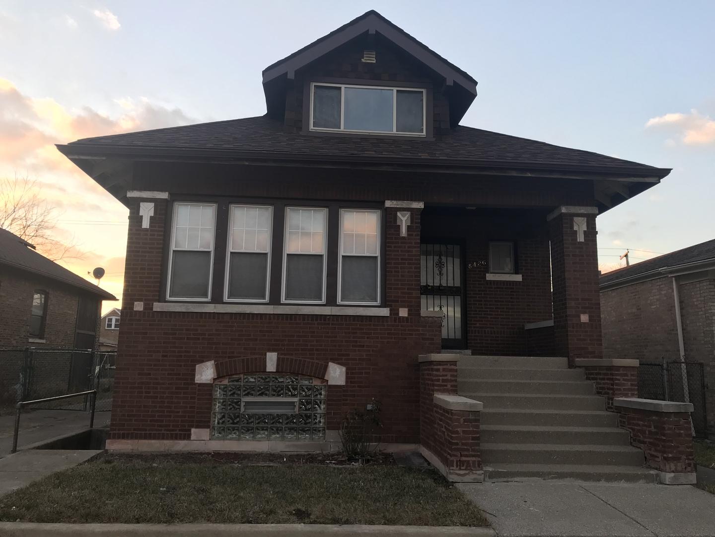 8426 South Elizabeth Street Chicago, IL 60620