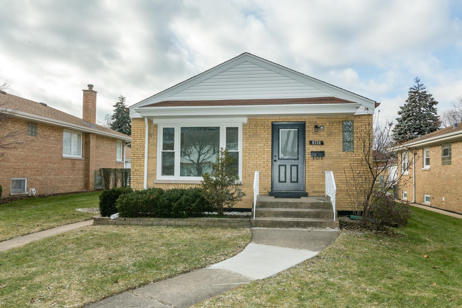 8140 North Ozark Avenue Niles, IL 60714