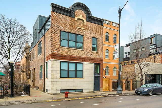 1900 North Halsted Street, Lincoln Park, Illinois