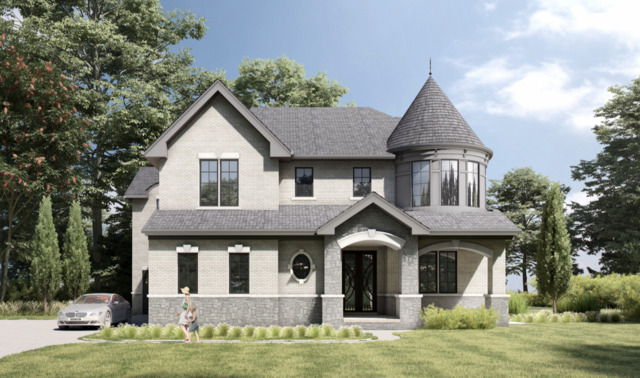 709 Glenwood Lane, Glenview, Illinois
