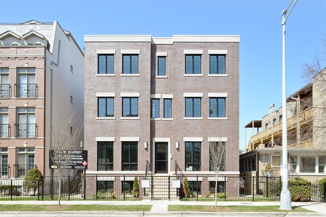 1236 West Diversey Parkway, Lincoln Park, Illinois
