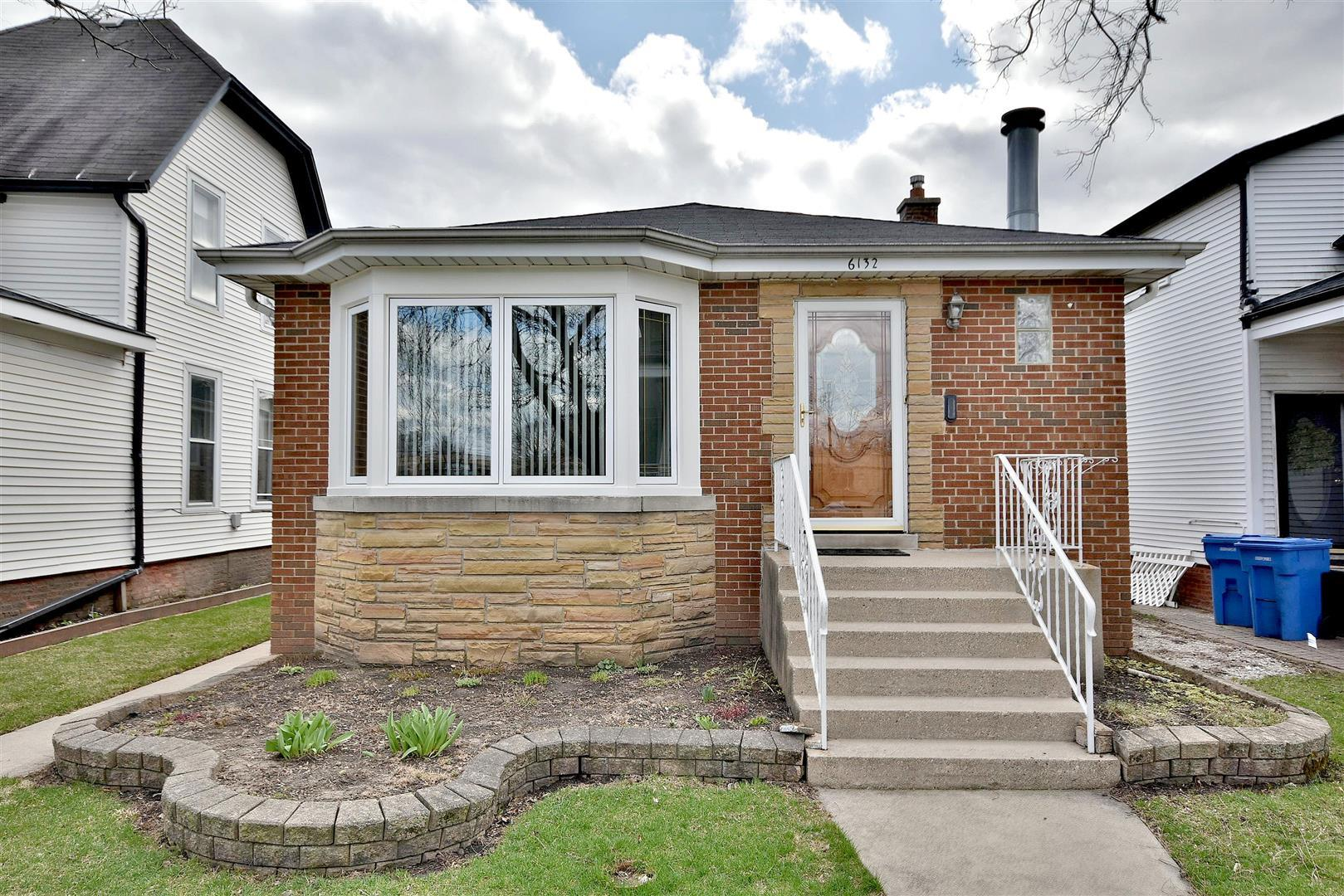 6132 North Avondale Avenue, Chicago-Edison Park in Cook County, IL 60631 Home for Sale