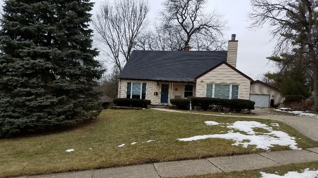 Lot 9 Stonewall Avenue, one of homes for sale in Downers Grove