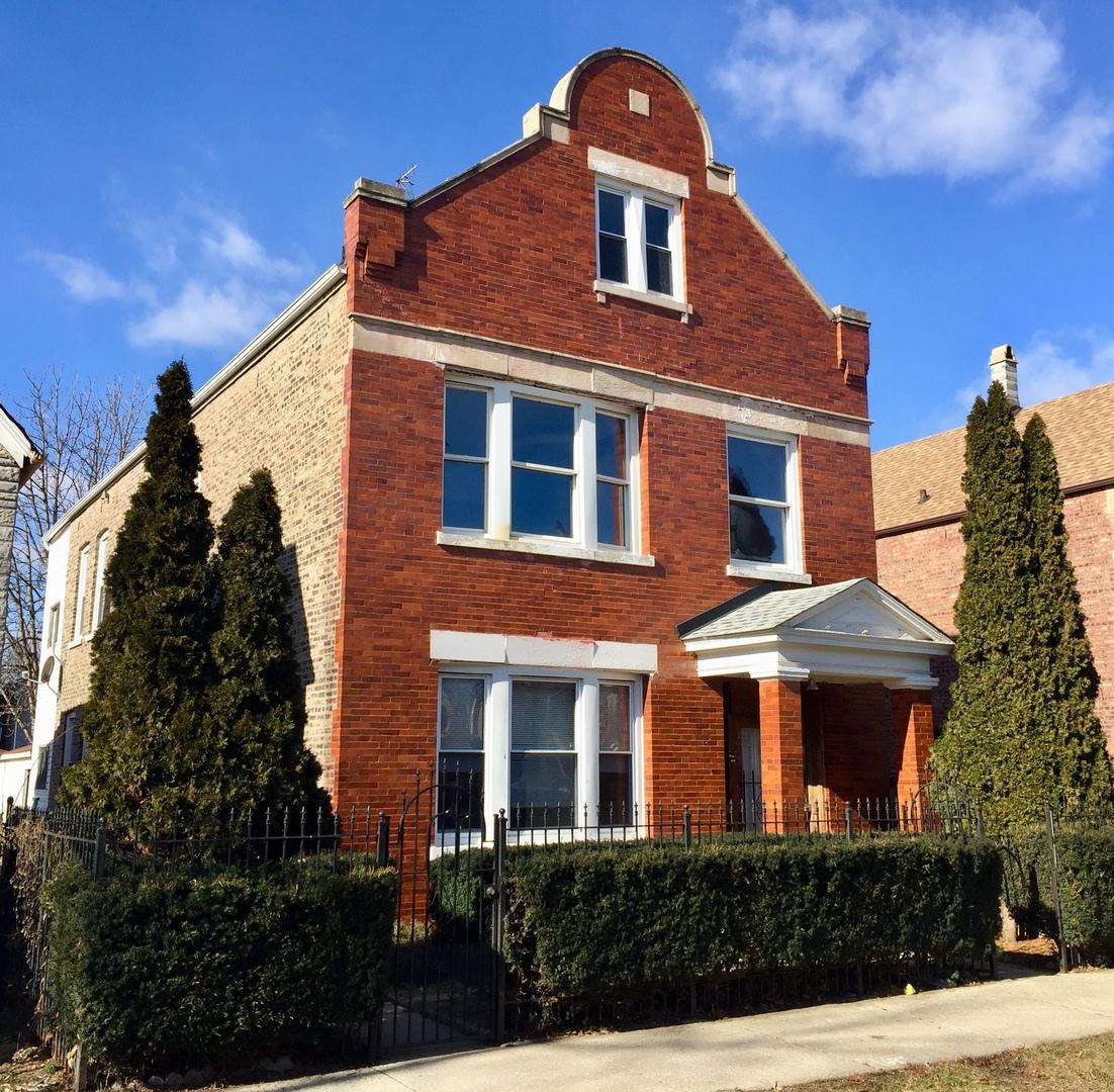 2412 South Homan Avenue Chicago, IL 60623