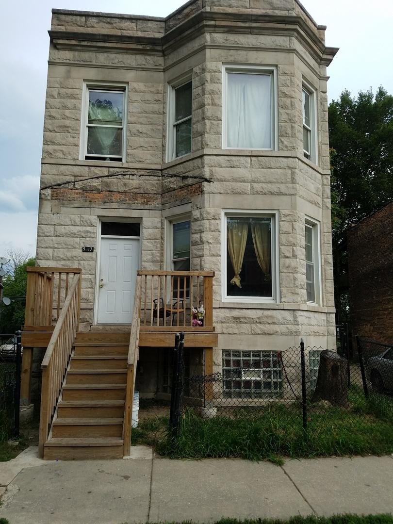 5717 South Aberdeen Street Chicago, IL 60621