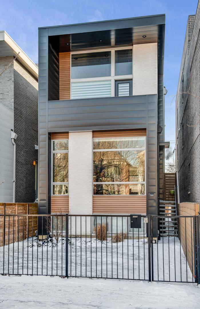 1719 North Campbell Avenue Chicago, IL 60647