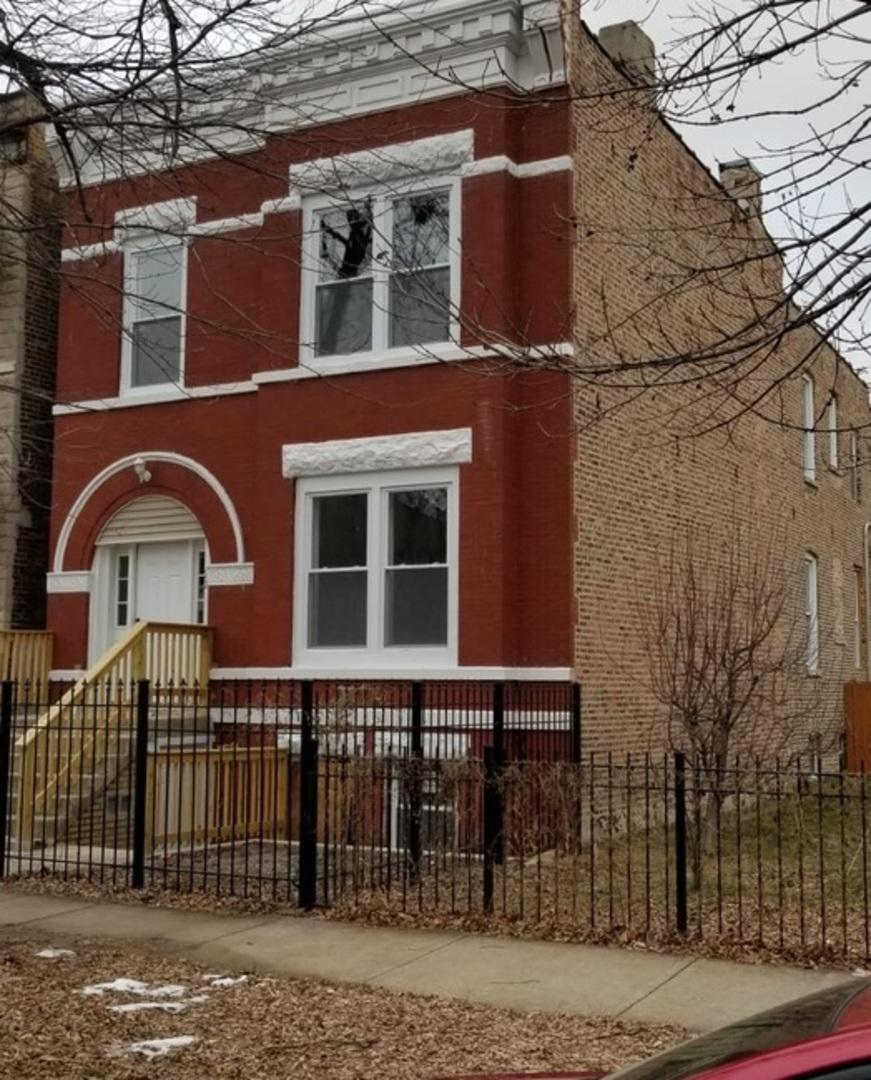 1827 South Ridgeway Avenue Chicago, IL 60623
