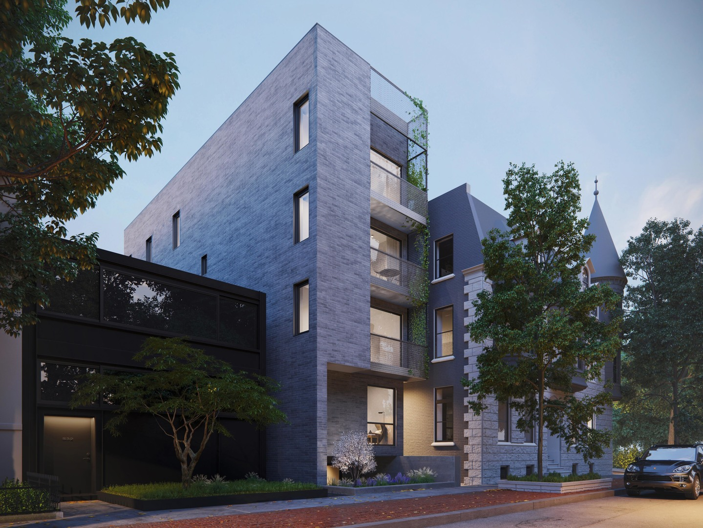 530 West Dickens Avenue, Lincoln Park, Illinois