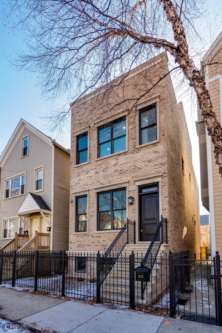 1433 West Fletcher Street Chicago, IL 60657