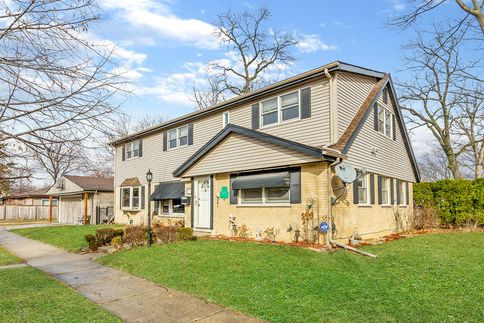 107 South Rose Avenue, Park Ridge in Cook County, IL 60068 Home for Sale