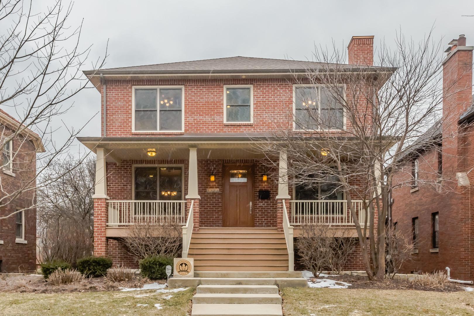 1135 North Grove Avenue Oak Park, IL 60302