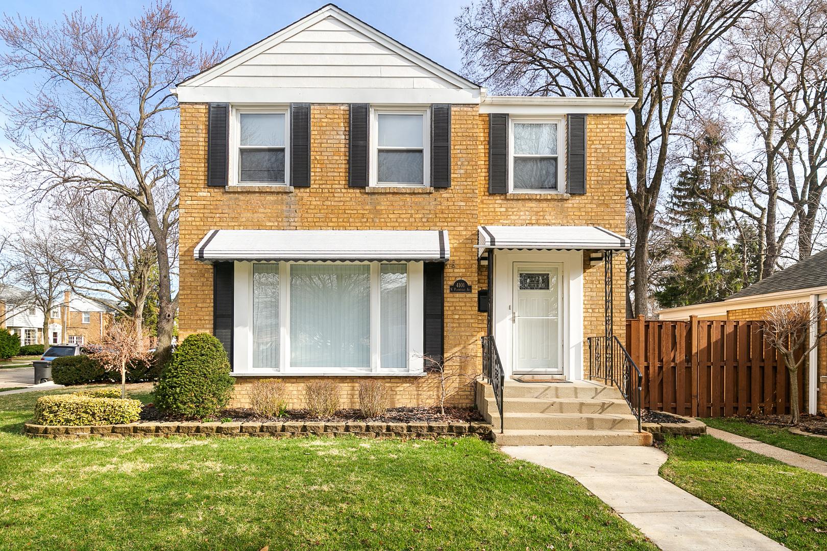 4101 North Plainfield Avenue Chicago, IL 60634