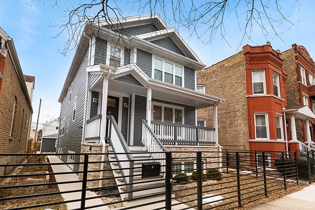 852 North Mozart Street Chicago, IL 60622