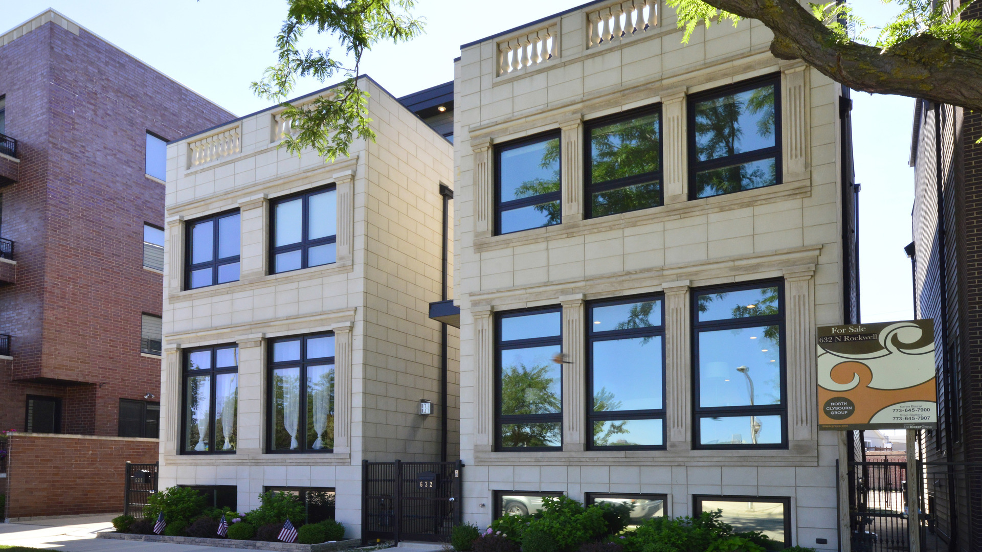 632 North Rockwell Street Chicago, IL 60612